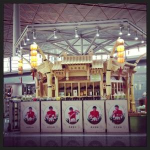 Pekingské letiště