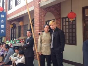 Jeden z evropských obchodníků za druhé světové (asi přijel na Taiwan prodávat peroxid na vlasy...)