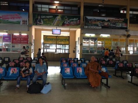 Chiang Mai - Nádraží