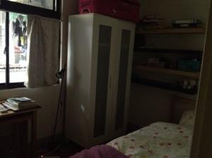 Ma chambre v deset hodin ráno