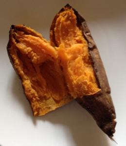Sladké brambory - batáty