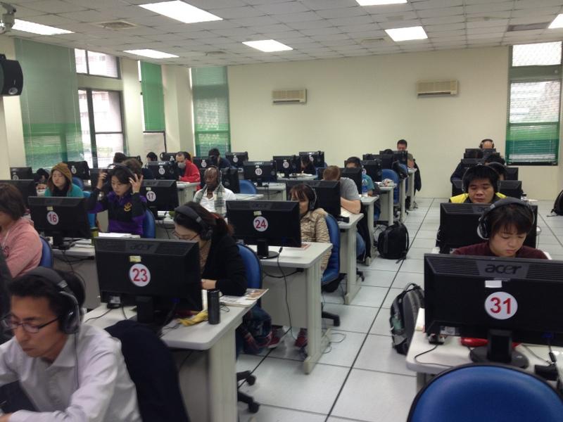 Extra hodiny s čínštinou v computer labech