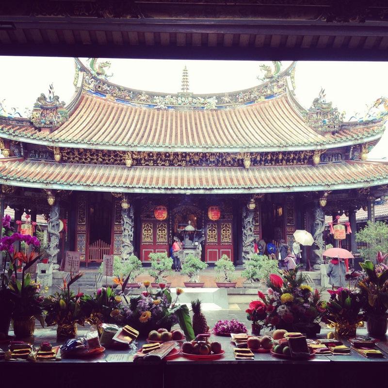 Buddhistický Baoan Temple, Tchajpej