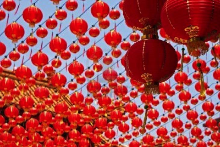 Čínský nový rok - ukradeno z teho interneta
