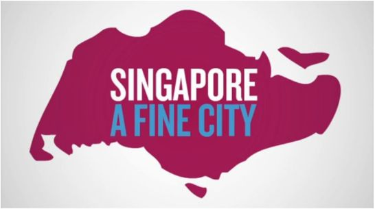 singapore-a-fine-city